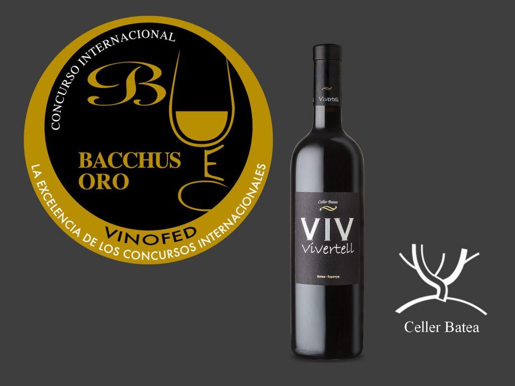 bacchus vivertell