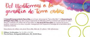 Invitació showroom Acte Reus 16 octubre